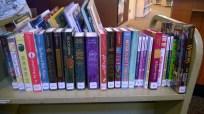 Fiction titles!