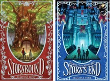 Storybound and Story's End by Melissa Burt