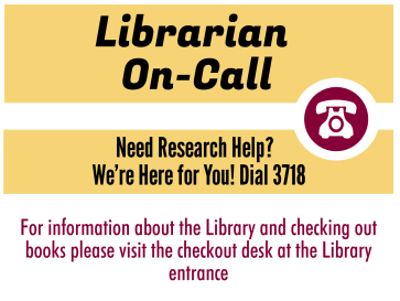 LibrarianOnCall
