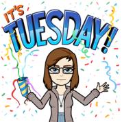 Bitmoji It's Tuesday