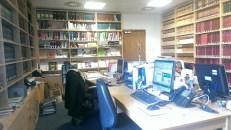 Jennie's office
