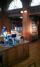 Library, NMW