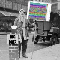 You Better Not Cry, but You Better Shout! (Big Data is coming to town)
