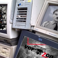 """More than machinery we need humanity"" - The NSA, Verizon, Prism, and You"