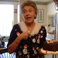 Pat Skarda, Professor Emerita & Spinster Aunt to Thousands