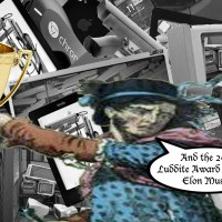 Not Ludd, Just Ludicrous - The Luddite Awards are Absurd