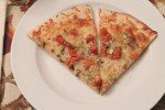 butternut squash pistachio pizza recipe | librarian style
