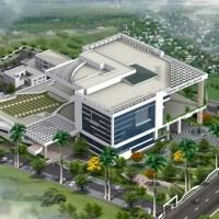 Anna Centenary Library - Chennai, Tamilnadu