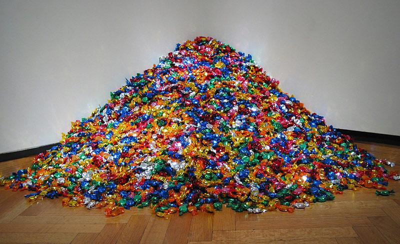 "Felix Gonzalez-Torres: ""Untitled"" (1990)"