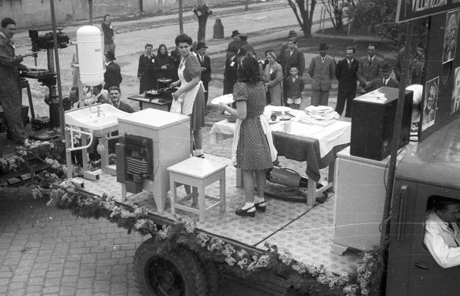 Május 1-jei felvonulás (1947)