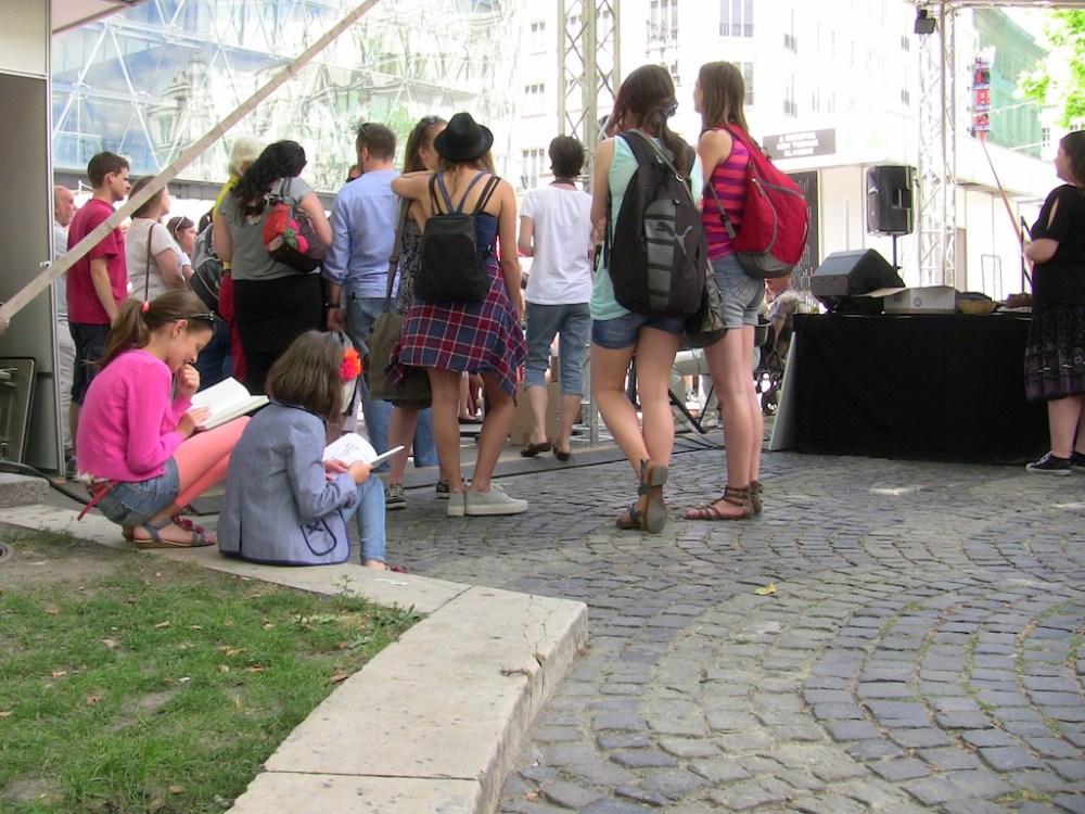 Könyvhét: írók és olvasók találkozása 2.