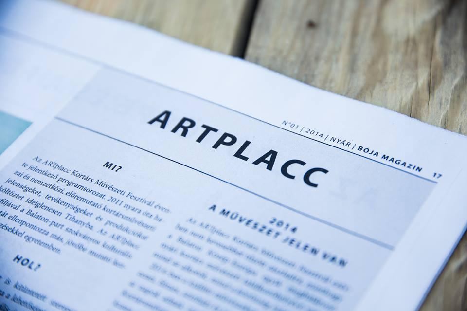 artplacc muveszet jelen van