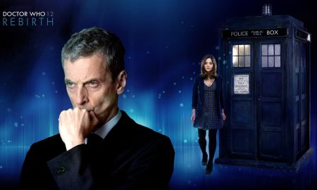 Doktor Who - Peter Capaldi - doki