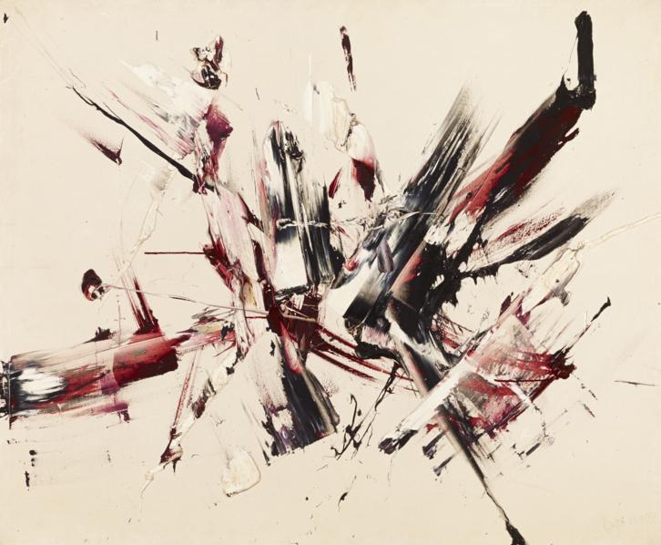Reigl Judit: Robbanás, 1956