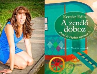 Bosszantja a nők kiszolgáltatottsága, bérgyilkosnőről ír regényt – Kertész Edina-interjú