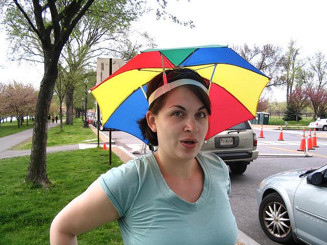Feltalálták a láthatatlan esernyőt