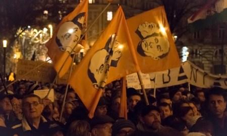 A Közfelháborodás Napja - fotó: Csata Judit