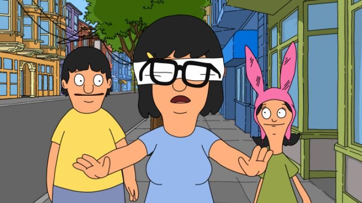 Gene, Tina és Louise, Fotó: circleofconfusion.com