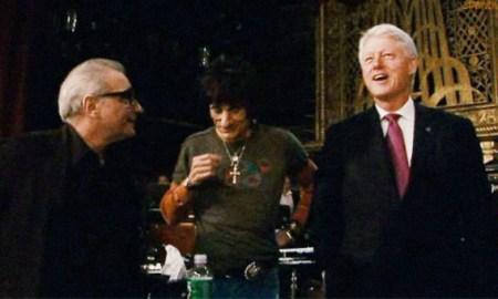Cenzúrázná Scorsese filmjét Bill Clinton? Leállt a forgatás