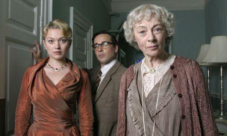Elhunyt Miss Marple