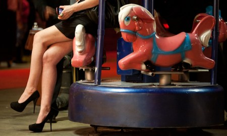 Erotikus művészeti kiállítás Detroitban