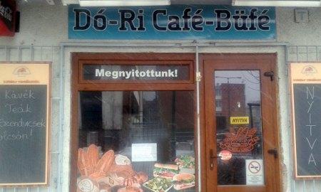 Dó-Ri Café-Büfé