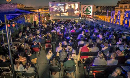Budapest Roofop Cinema