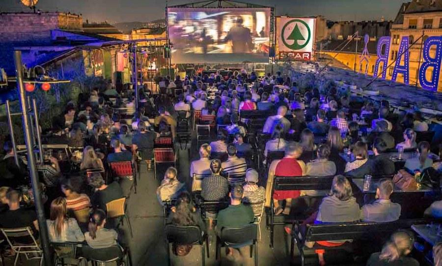 Budapest Roofop Cinema