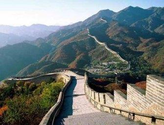 A kínai Nagy Fal a világ leghosszabb temetője