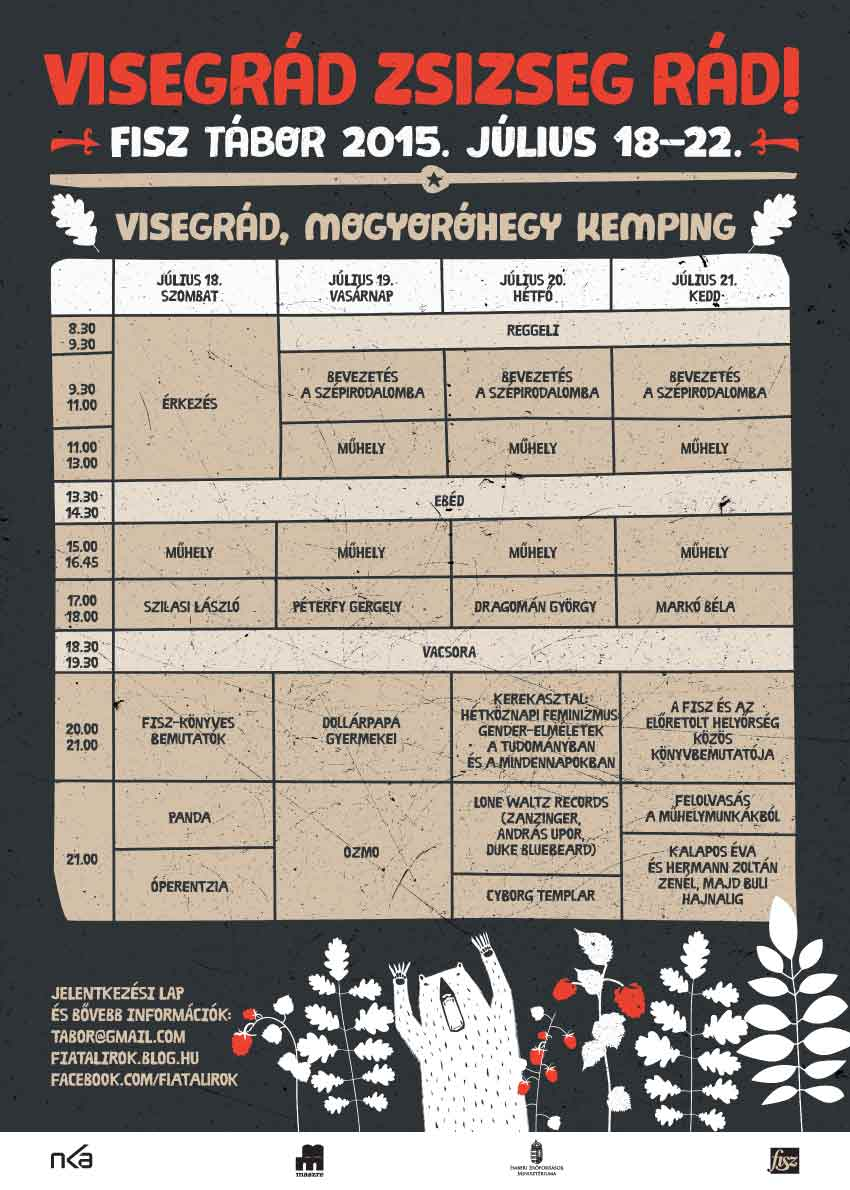 FISZtábor2015_programplakát