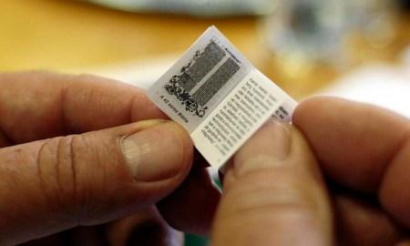 a világ legkisebb újságja