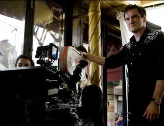 Nézd meg Tarantino új filmjének első előzetesét!