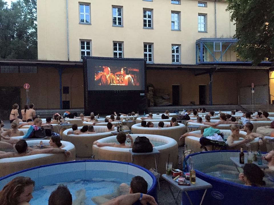 Whirlpool Cinema