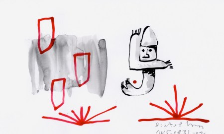 Ocztos István rajza