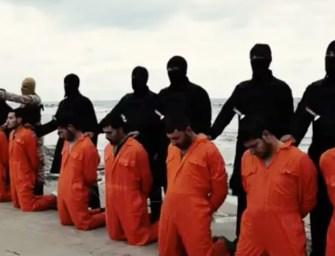 Megrendítő ikon készült a 21 mártír kivégzéséről