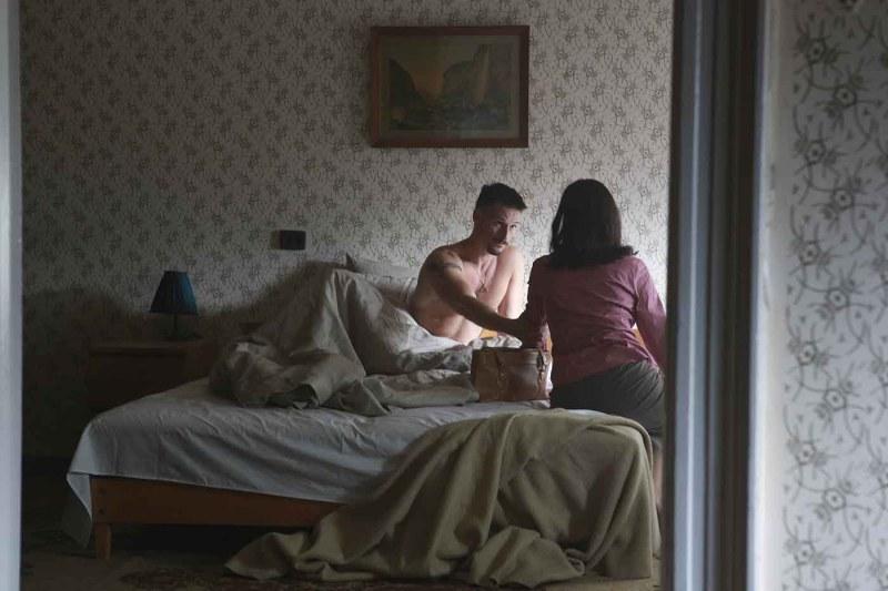 Fenyő Iván és Györgyi Anna a filmben - forrás: Megafilm