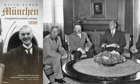 david faber_munchen_Mussolini Hitler Chamberlain