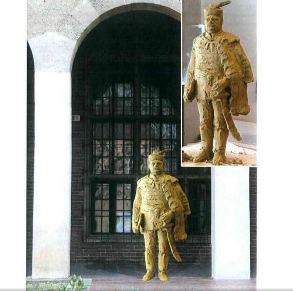 Hóman-szobor