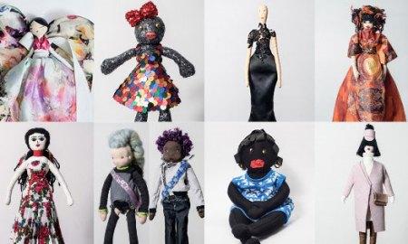 Dolls for UNICEF