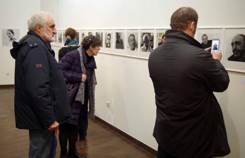 Lars Schwander Belső Reflexió című kiállítása - a szerző fotója