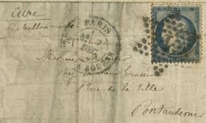 levél