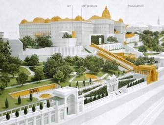 Idétlennek és horthystának tartják a Budai Vár terveit a szakértők, ezért lemondtak