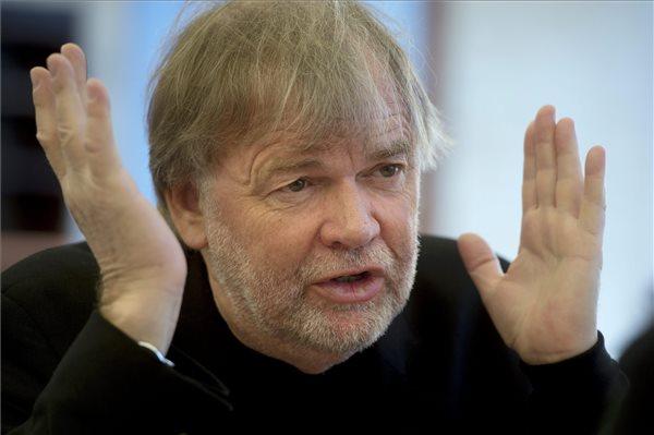 Jostein Gaarder, MTI Fotó: Koszticsák Szilárd