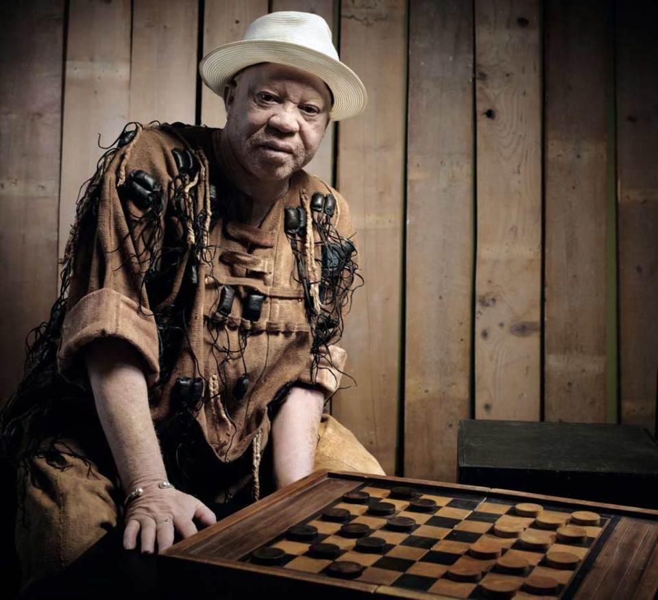 Salif Keita, fotó: Thomas Chene