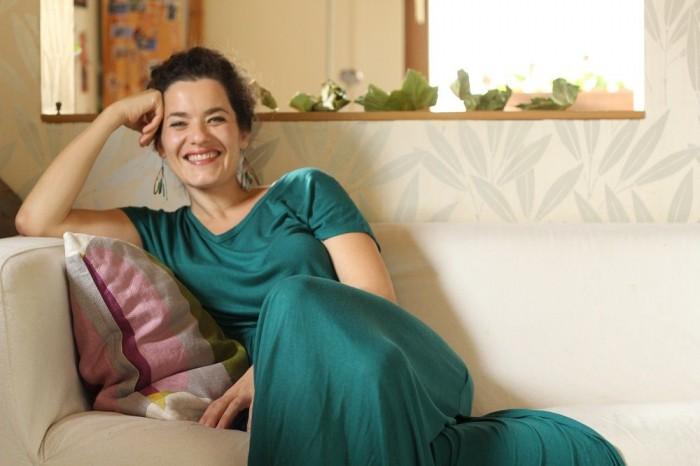 Hidas Judit (fotó: Szász Lilla)