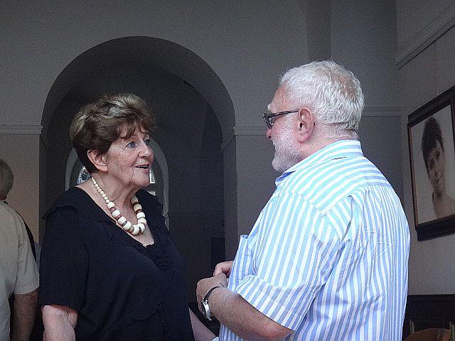 Gyürey Vera és Sándor Pál filmrendező