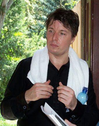 Joshua Bell 2010-ben (fotó: Lantai József)
