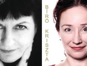 Balla Zsófia – Bíró Kriszta: Hazatalálás – Élő költők társasága videón