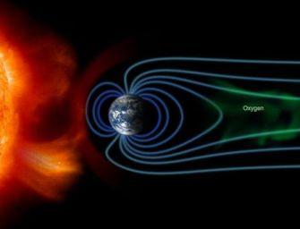 Havonta egyszer a Föld oxigénnel árasztja el a Holdat