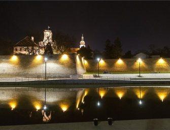 Ilyen volt a tegnapi sötétség Győrben, Debrecenben és Budapesten